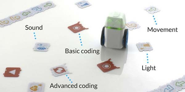KUBO Is A New Educational Robot To Teach Coding Skills To Kids