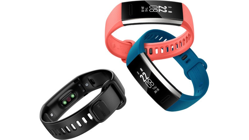 Huawei Unveiled Two New Fitness Wearable: Huawei Band 2 & Band 2 Pro