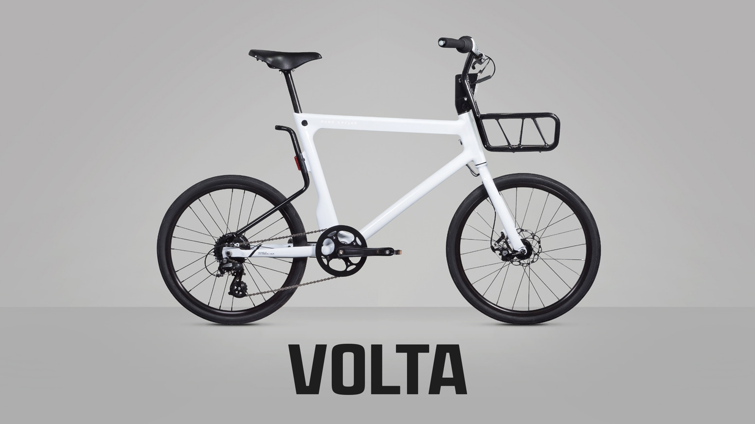 Pure Cycles is funding its first electric bike, the Volta, on Kickstarter