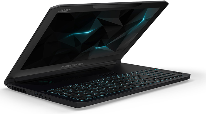 Acer announced its new high-end gaming laptop, the Predator Triton 700