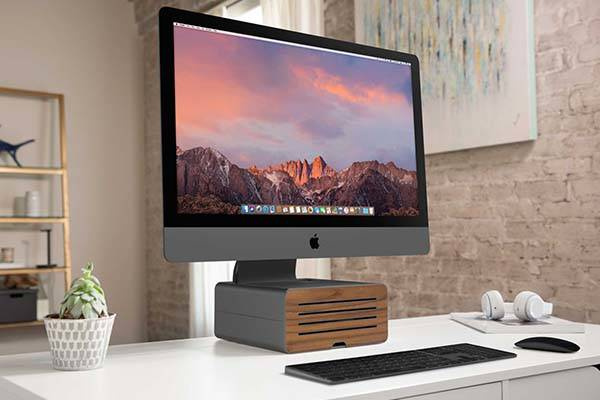 Twelve South has released HiRise Pro, its latest iMac stand and storage system