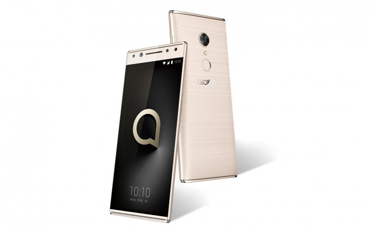 Alcatel 5 Smartphone Has Launched With Dual Rear Camera