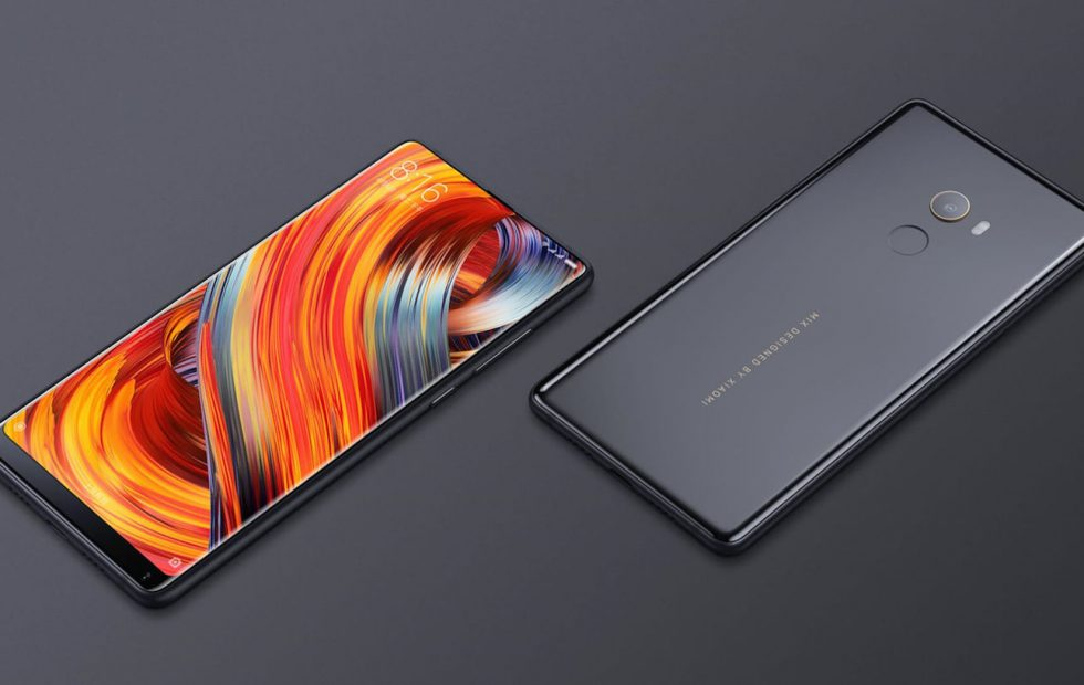 Xiaomi Mi Mix 2S To Be Launch At MWC 2018