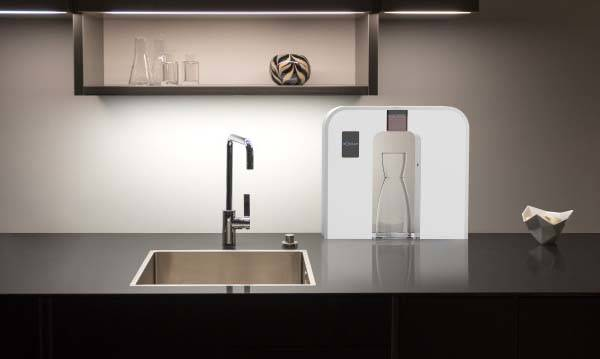 rOcean One all-in-one smart water maker adds various flavors into the water