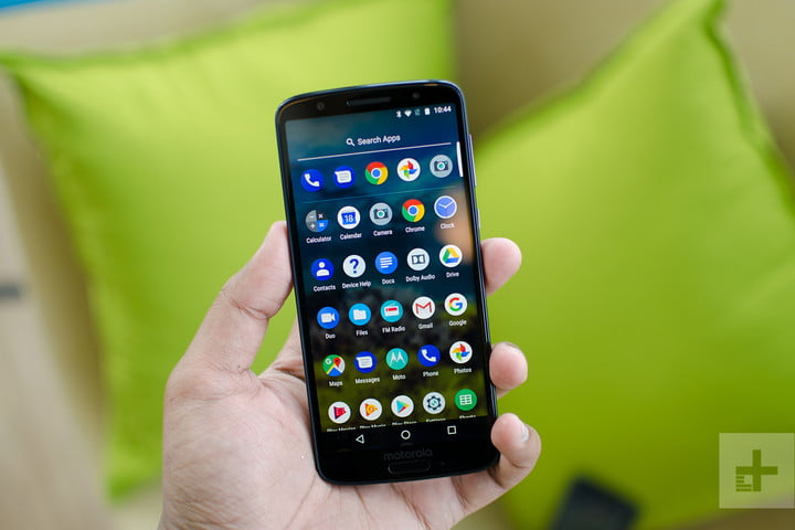 Motorola Moto G6 Plus Smartphone Has Arrived With Dual Rear Camera