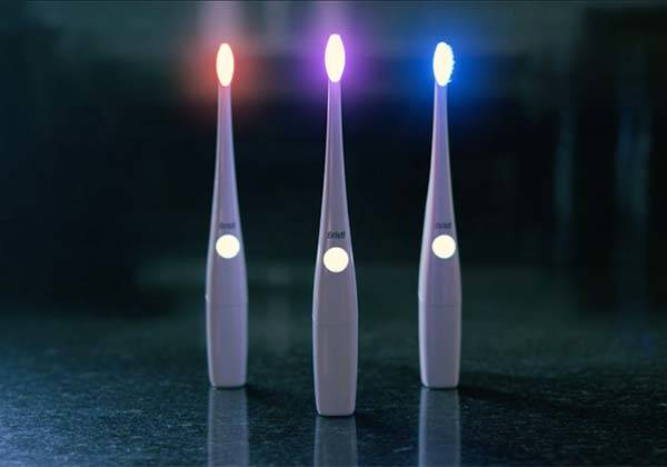 IMPROVE YOUR ORAL HEALTH WITH THE BRISTL LIGHT THERAPY ELECTRIC TOOTHBRUSH