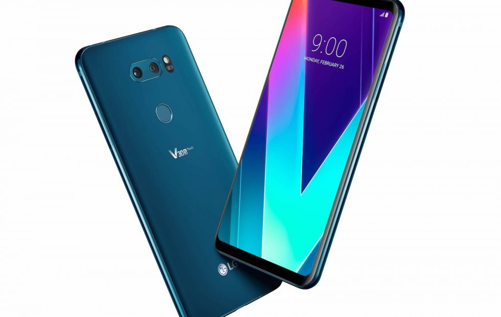 LG V35+ ThinQ Smartphone Features, Specs & Price