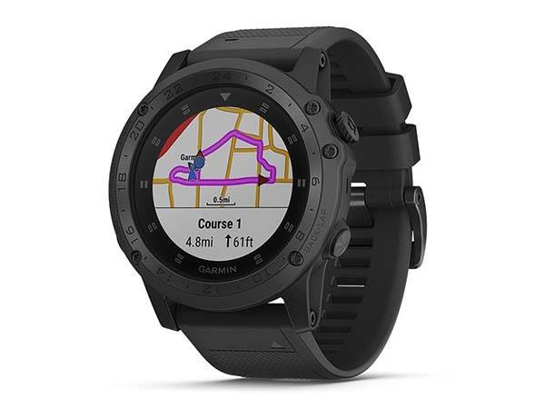 GARMIN HAS RELEASED TACTIX CHARLIE, ITS LATEST MULTISPORT GPS WATCH