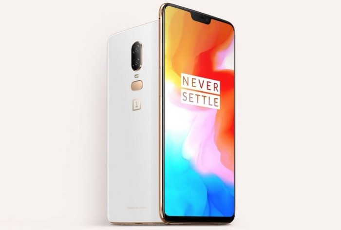 The white OnePlus 6 now has an official release date and price