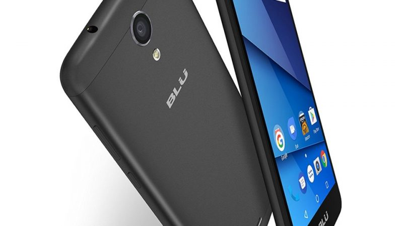 BLU Studio Mega Smartphone Has Launched