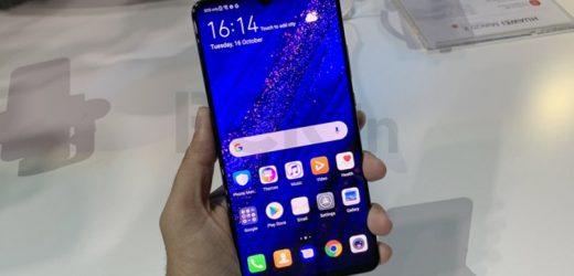 Huawei Mate 20 X – A High-end Smartphone