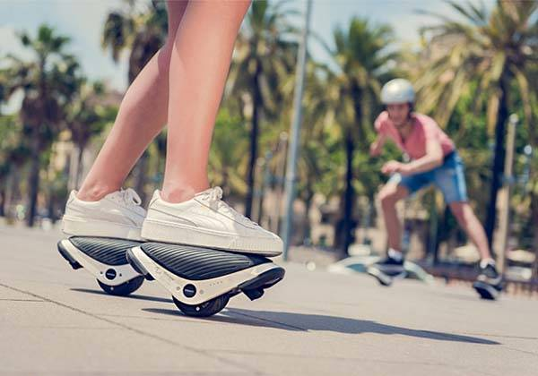 Segway has unveiled Drift W1, a pair of innovative electric skates with the lightweight design