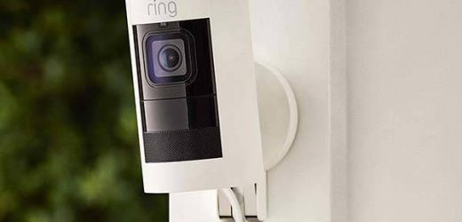 Amazon has unveiled Ring Stock Up Cam Wired, an all-new HD security camera