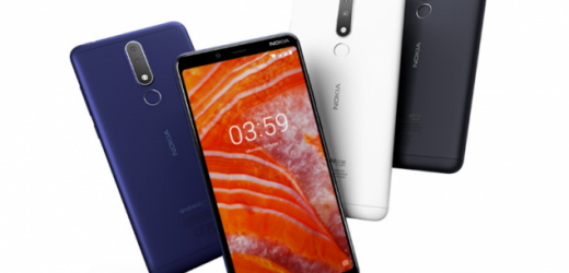 Nokia 3.1 Plus Smartphone Features, Specs & Price