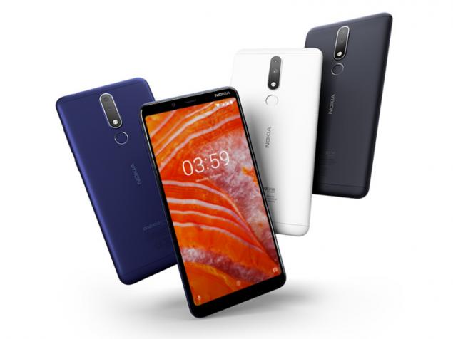Nokia 3.1 Plus Smartphone Features, Specs & Price