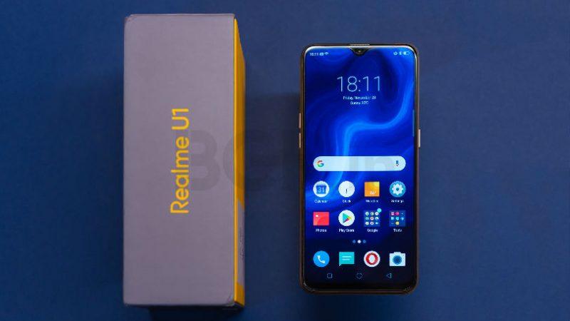 Realme U1 Smartphone Features, Specs & Price