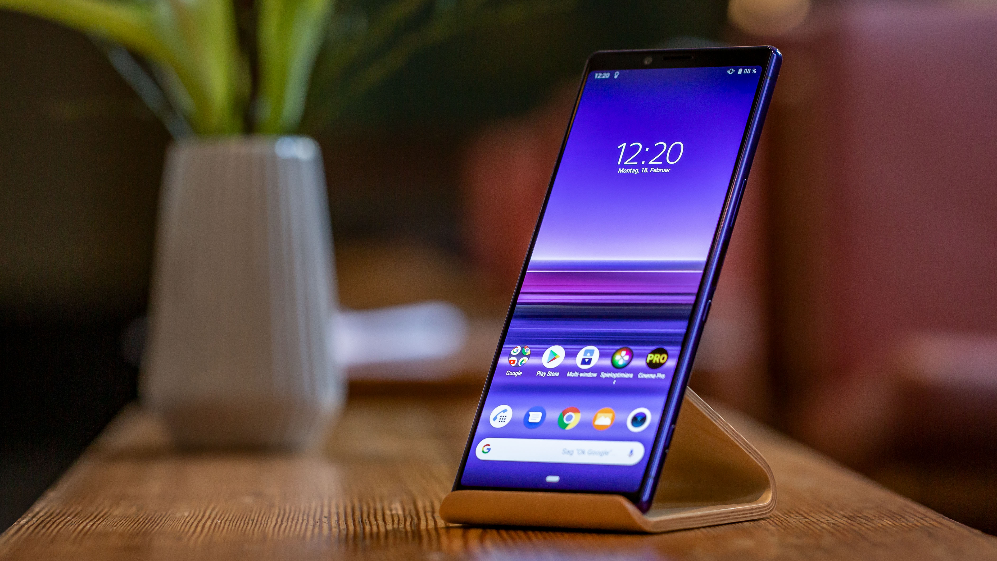 Sony Xperia 1 Smartphone Has Launched