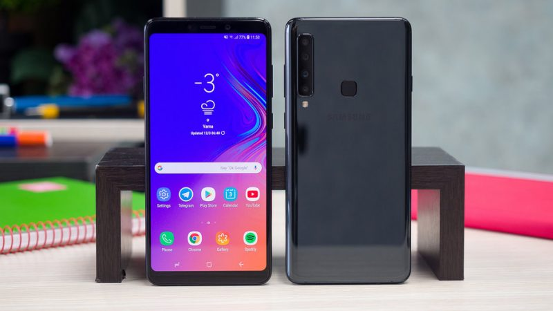 Samsung Galaxy A10 Smartphone Features, Specs & Price