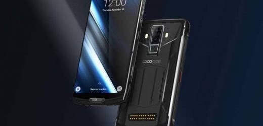 Doogee has hit Kickstarter with an affordable and feature-rich rugged Android smartphone