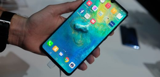 Huawei Mate 20 X Smartphone Has Launched