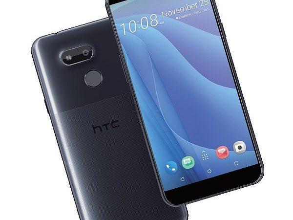 HTC Desire 12s Smartphone Packs Mid-range Specs