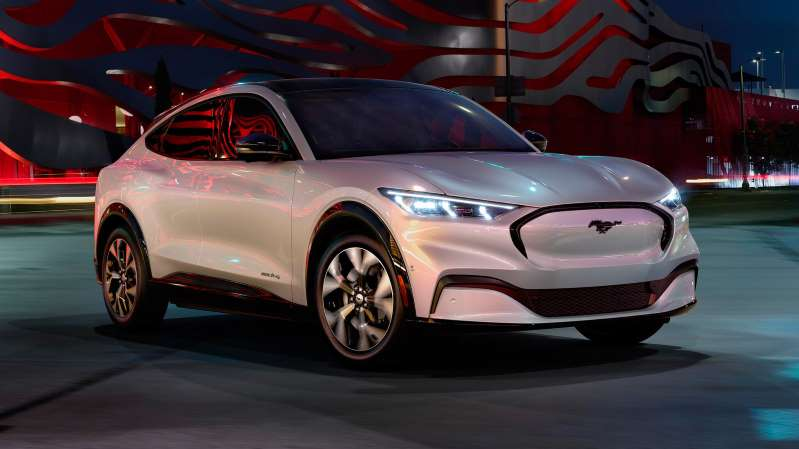 2021 Ford Mustang Mach-E Electric SUV: Price, Release Date, Trims, And Options