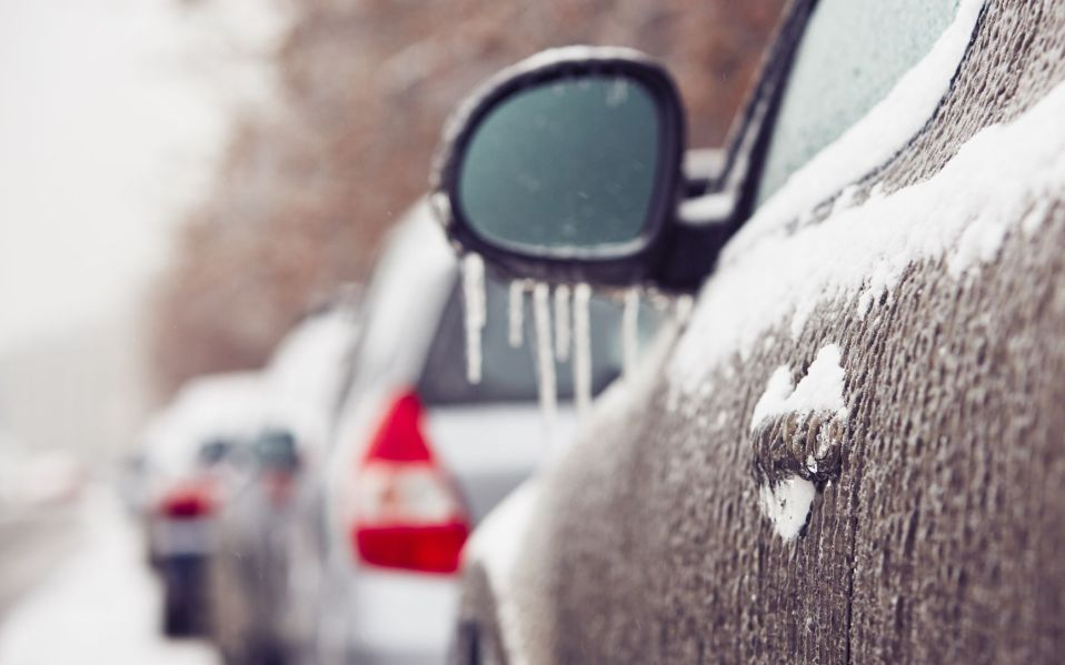 How To Protect Your Car From Winter Weather